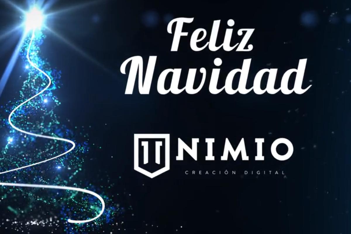 Creacion De Felicitaciones De Navidad.Nimio Estudio Felicitacion Navidena Nimio Estudio